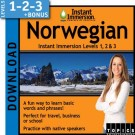 Learn Norwegian with Levels 1-2-3