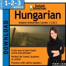 Learn Hungarian with Levels 1-2-3