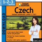 Learn Czech with Levels 1-2-3