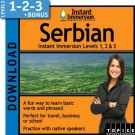 Learn Serbian with Levels 1-2-3