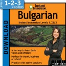 Learn Bulgarian with Levels 1-2-3