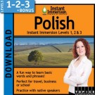 Learn Polish with Levels 1-2-3