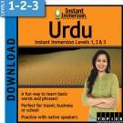 Learn Urdu with Levels 1-2-3