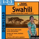 Learn Swahili with Levels 1-2-3