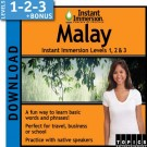 Learn Malay with Levels 1-2-3