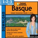 Learn Basque with Levels 1-2-3