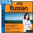 Learn Russian with Levels 1-2-3