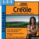 Learn Creole (Haitian) with Levels 1-2-3