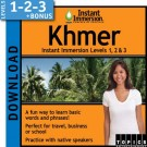 Learn Khmer with Levels 1-2-3