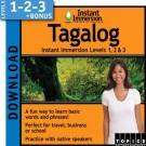 Learn Tagalog with Levels 1-2-3
