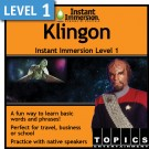 Learn to speak Klingon with this online class