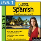 Speak intermediate Latin America Spanish with this subscription product