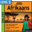 Learn Afrikaans with our Online Class