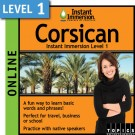Learn Corsican with our Online Class