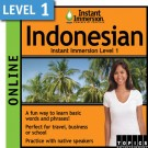 Learn to speak Indonesian with this Online Version.