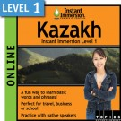 Learn to speak Kazakh with this Online Version.