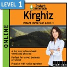 Learn to speak Kirghiz with this Online Version.