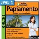 Learn to speak Papiamento with this Online Version.