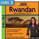 Learn to speak Rwandan with this Online Version.