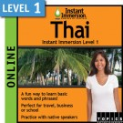 Learn to speak Thai with this Online Version.