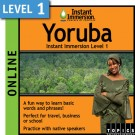 Learn to speak Yoruba with this Online Version.