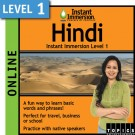 Learn to speak Hindi with this Online Version.
