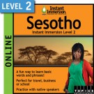 Speak intermediate Sesotho with this subscription product