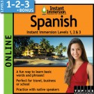 Levels 1-2-3  Online Class - Spain Spanish
