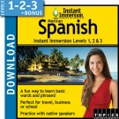 Learn Spanish with Levels 1-2-3