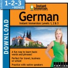 Learn German with Levels 1-2-3
