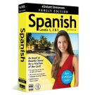 Levels 1-2-3 Spanish Spanish Edition