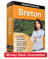Instant Immersion's Breton course is the best way to learn Breton