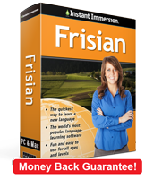 Instant Immersion's Frisian course is the best way to learn Frisian