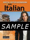 Instant Immersion Italian Workbook